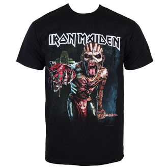 metál póló férfi Iron Maiden - Book of souls Euro Tour 2016 - ROCK OFF - IMTEE50MB