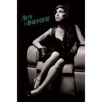 Amy Winehouse poszter - Chair - PYRAMID POSTERS - PP33687