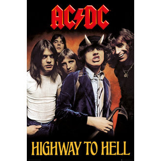 AC/DC poszter - Highway To Hell - GB posters - LP2038