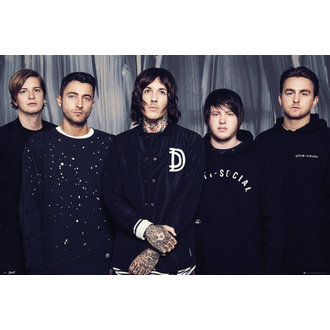 Bring Me The Horizon poszter - esernyő - GB posters, GB posters, Bring Me The Horizon
