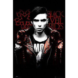 Black Veil Brides poszter - Solo Blood - GB posters - LP1933