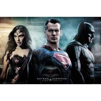 Batman Vs Superman poszter - City - GB posters, GB posters