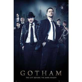 Gotham poszter - Cast - GB posters, GB posters