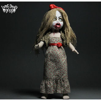 LIVING DEAD DOLLS bábu - Lucy The Geek - MEZ93330-4