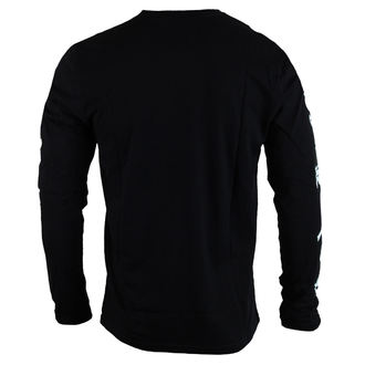 póló férfi - In Reason Long Sleeve - BLACK CRAFT - MLS003IR
