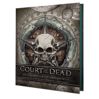 könyv Court of the Dead Book The Krónika of the Underworld - SS500241