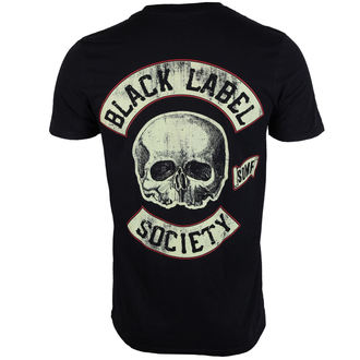 metál póló férfi Black Label Society - Riding Hot Rod - PLASTIC HEAD, PLASTIC HEAD, Black Label Society