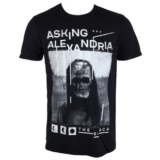 metál póló férfi Asking Alexandria - PLASTIC HEAD - PLASTIC HEAD - PH9855