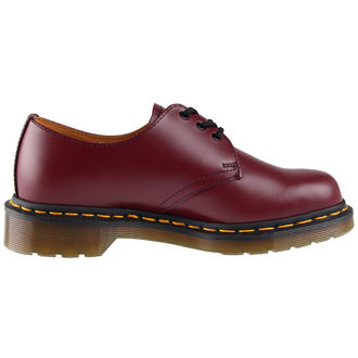 Dr. Martens cipő - 3-holes - DM 1461 59 - CHERRY RED SMOOTH - DM10085600