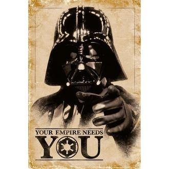 Star Wars poszter - Your Empire Needs You, PYRAMID POSTERS