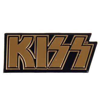 KISS kis matrica (fém) - Logo, C&D VISIONARY, Kiss