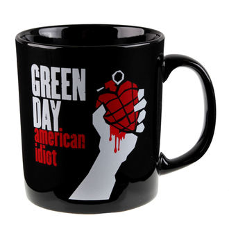 Green Day bögre - American Idiot - ROCK OFF, ROCK OFF, Green Day