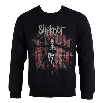 pulóver (kapucni nélkül) férfi Slipknot - The Grey Chapter Star - ROCK OFF, ROCK OFF, Slipknot