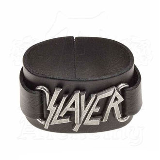 Slayer karkötő - ALCHEMY GOTHIC - logo, ALCHEMY GOTHIC, Slayer