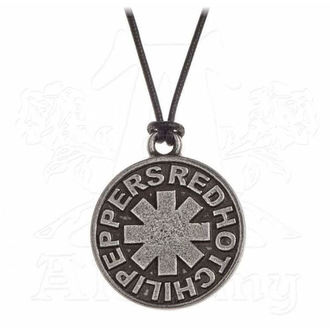 Red Hot Chilli Peppers nyaklánc - ALCHEMY GOTHIC - Asterisk Round - PP503