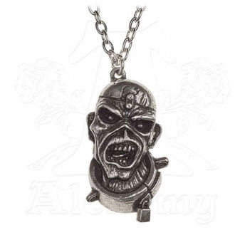 Iron Maiden nyaklánc - ALCHEMY GOTHIC - Piece of Mind, ALCHEMY GOTHIC, Iron Maiden