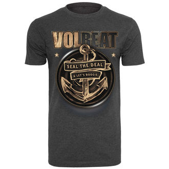 metál póló férfi Volbeat - Seal The Deal -, Volbeat