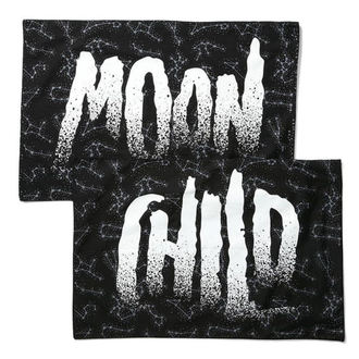 KILLSTAR párnahuzat - Moon Child - Fekete, KILLSTAR