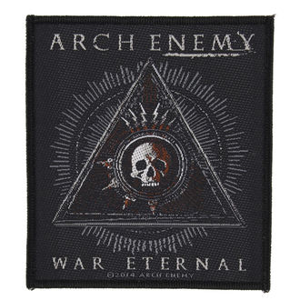 ARCH ENEMY felvarró - THIS IS FUCKING WAR - RAZAMATAZ, RAZAMATAZ, Arch Enemy