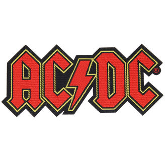 felvarró AC  /  DC  - LOGO CUT-OUT - RAZAMATAZ - SP2832