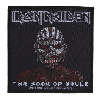 felvarró IRON MAIDEN - THE BOOK OF SOULS - RAZAMATAZ - SP2850