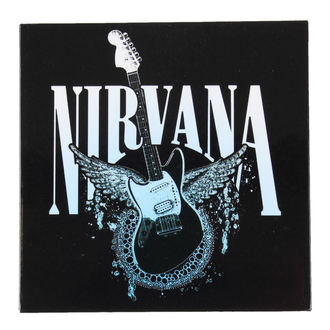 Nirvana -mágnes  Jagstang Wings - ROCK OFF, ROCK OFF, Nirvana