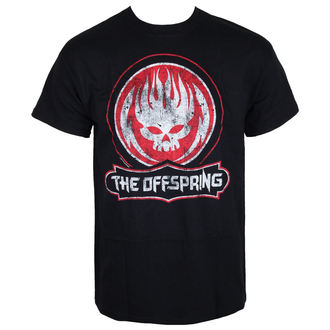 metál póló férfi Offspring - Distressed Skull - NNM, NNM, Offspring