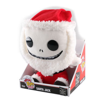 Nightmare Before Christmas plüss játék - Santa, NIGHTMARE BEFORE CHRISTMAS, Nightmare Before Christmas
