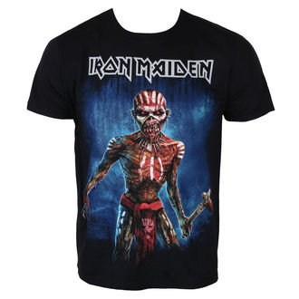metál póló férfi Iron Maiden - Black - ROCK OFF, ROCK OFF, Iron Maiden