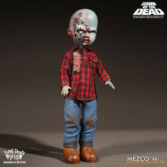baba Dawn Of The Dead - Flybiy zombie - Living Dead Dolls, LIVING DEAD DOLLS, Dawn of the Dead