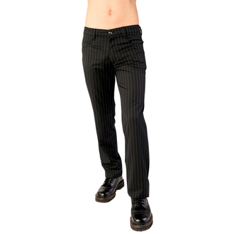 nadrág ADERLASS - Jeans Pin Stripe Black-White, ADERLASS