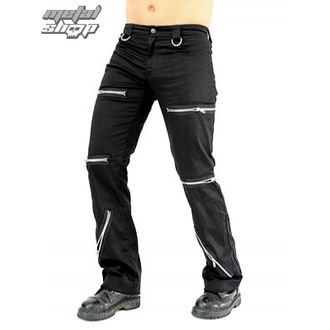 nadrág férfi Black Pistol - Destroy Pants Denim Black - B-1-20-001-00