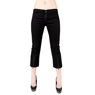 rövidnadrág 3/4 női Black Pistol - Zip Slacks Denim Black - B-1-70-001-00