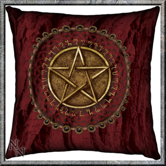 párna Pentagram - Red - B0556B4