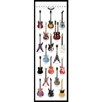poszter Guitar Heaven - PYRAMID POSTERS - CPP20176