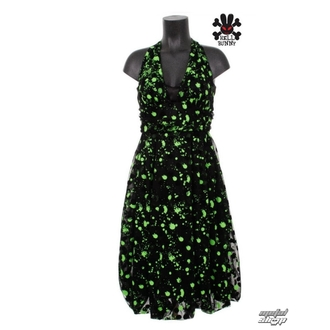 ruha női HELL BUNNY - LOWE DRESS - 4012 - GRN