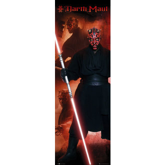 Star Wars poszter - Darth Maul S.O.S. - GB Posters - DP0392