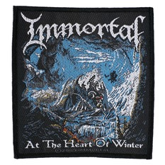 IMMORTAL Felvarró - AT THE HEART OF WINTER - RAZAMATAZ, RAZAMATAZ, Immortal