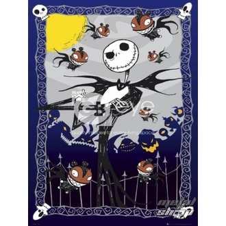 poszter - NIGHTMARE BEFORE CHRISTMAS - Glow - FP2155 - GB posters