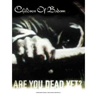 zászló Children of Bodom - Are you dead még? - HFL696