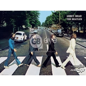 poszter - The Beatles - Thepátság Road - LP0597 - GB posters