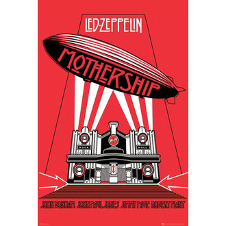 Led Zeppelin poszter - Mothership - GB Posters - LP1570