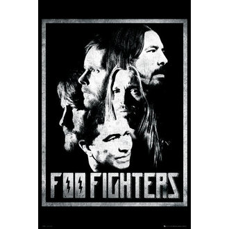 poszter Foo Fighters - Group - GB Posters - LP1576