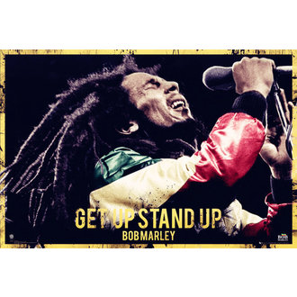Bob Marley poszter - Get Up Stand Up - GB Posters - LP1581