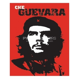 poszter - Che Guevara (Red) - PO7003 - Pyramid Posters