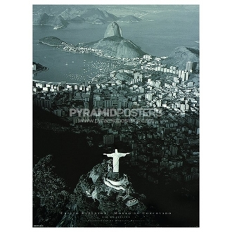 poszter - Rio De Janeiro (By Marilyn Bridges) - PP0055 - Pyramid Posters