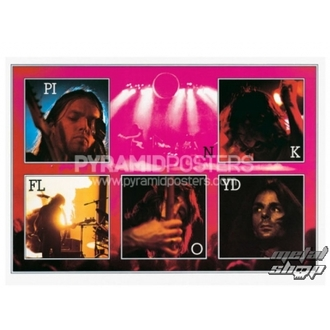 Pink Floyd poszter (Live) - PP0777 - Pyramid Posters