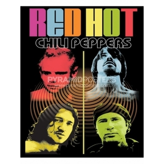 Poszter - Red Hot Chili Peppers - PP30090 - Pyramid Posters
