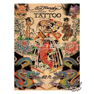 poszter Ed Hardy (Japanese) - PP31152 - Pyramid Posters