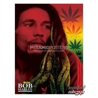 poszter - Bob Marley (Dreads) - PP31791 - Pyramid Posters